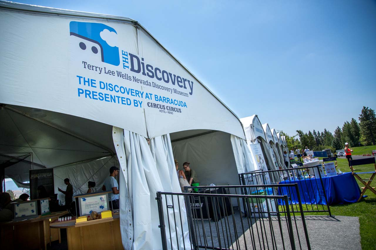 The Discovery at Barracuda