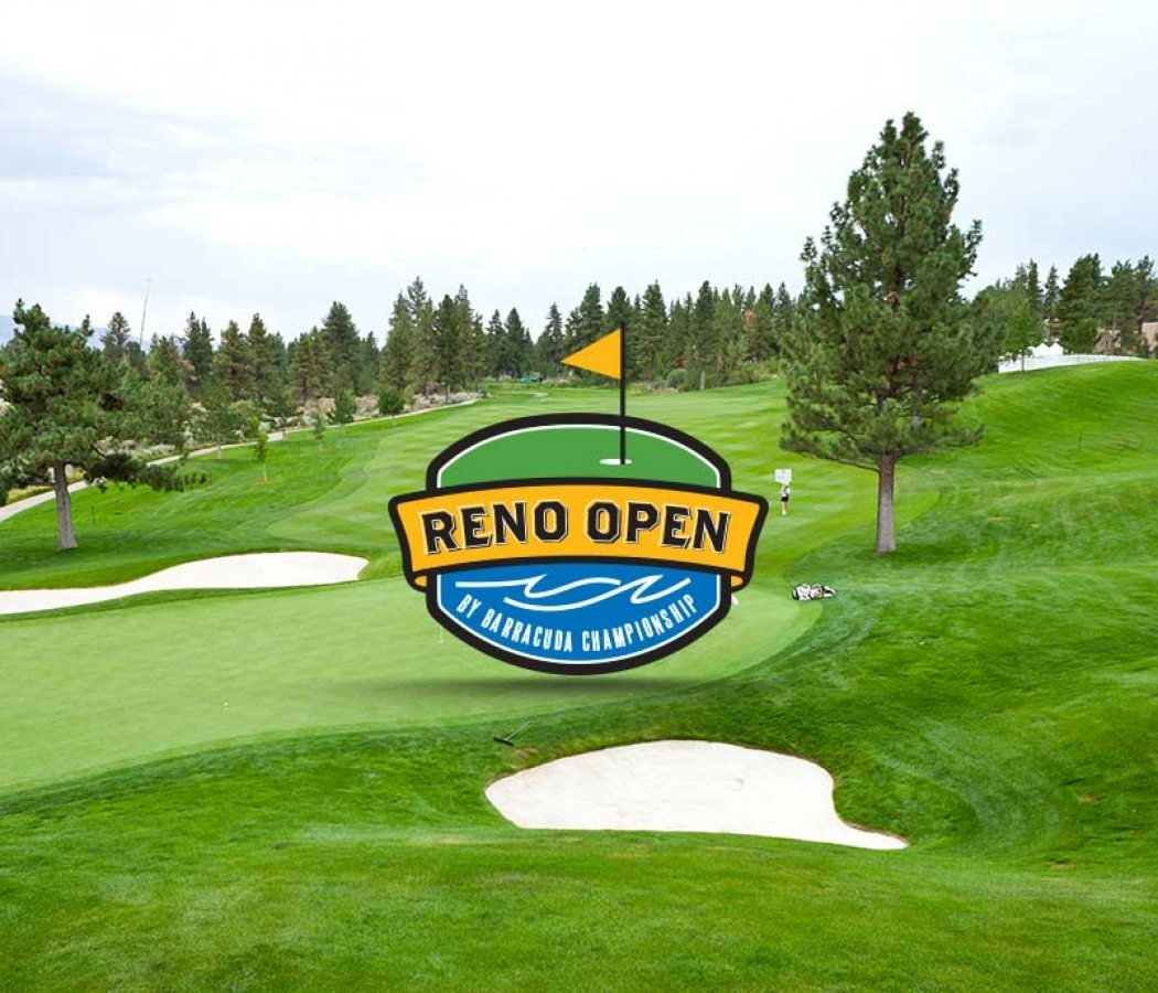 Reno Open By Barracuda Championship Logo