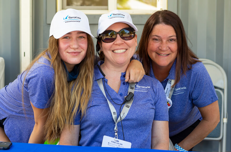 Volunteer at the Barracuda Championship