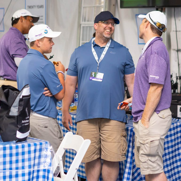 Barracuda Championship Volunteer Perks