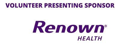 Volunteer Presenting Sponsor - Renown Health