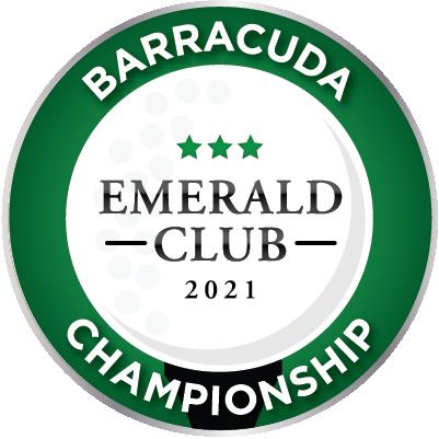 Barracuda Championship Emerald Club 2021