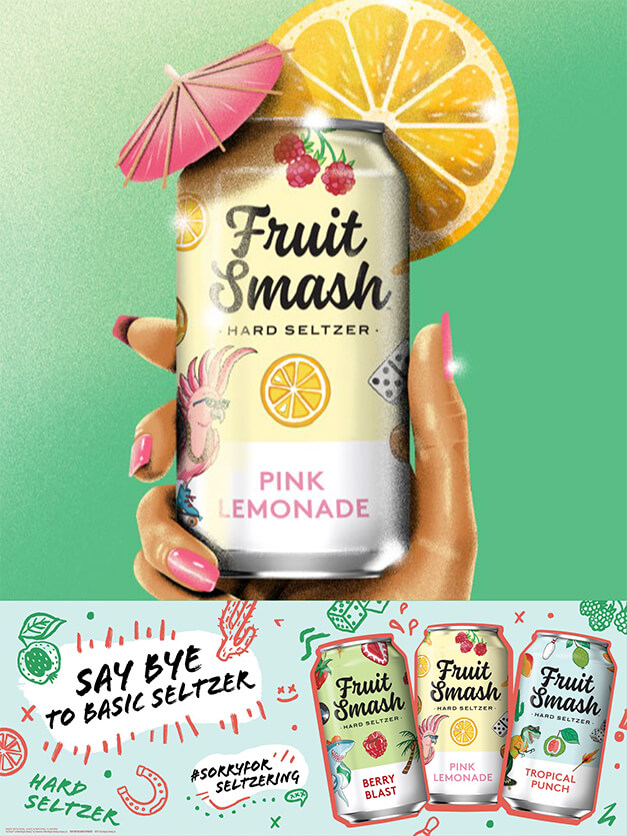 New Belgium Fruit Smash