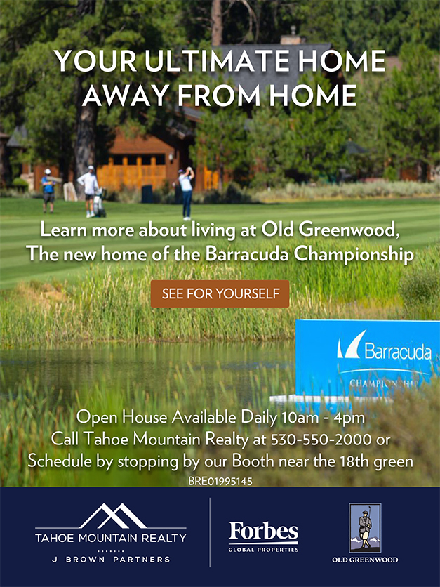 Tahoe Mountain Realty Old Greenwood Homes